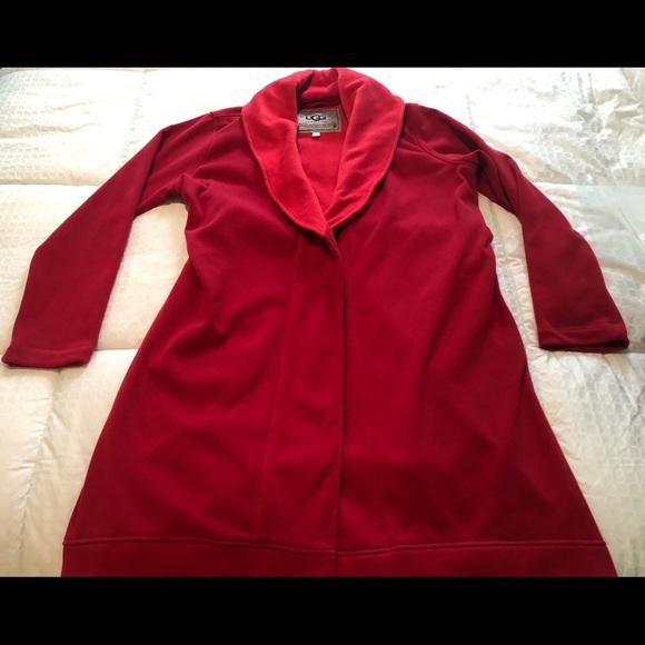 UGG Other - Ugg Women's Red Bathrobe
